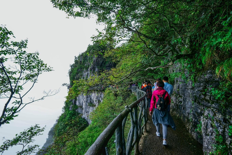 湖南省张家界自驾游旅游线路,作为参考很有必要