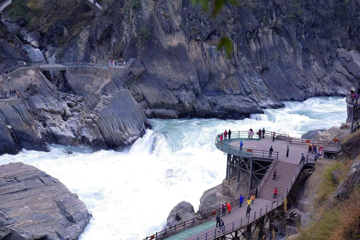 丽江著名的景点介绍,来丽江就是看这些的