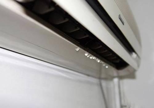 空调滴水怎么回事?与这4个原因有关