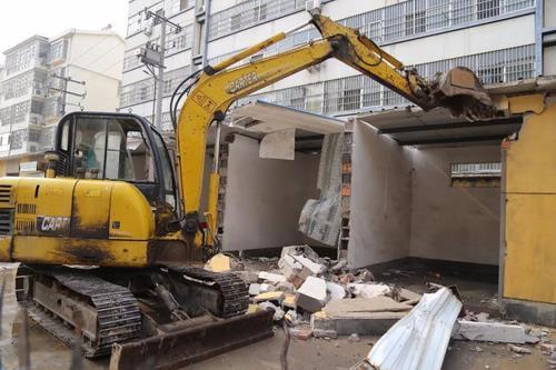 什么属于违章建筑物?违章建筑可以强拆吗