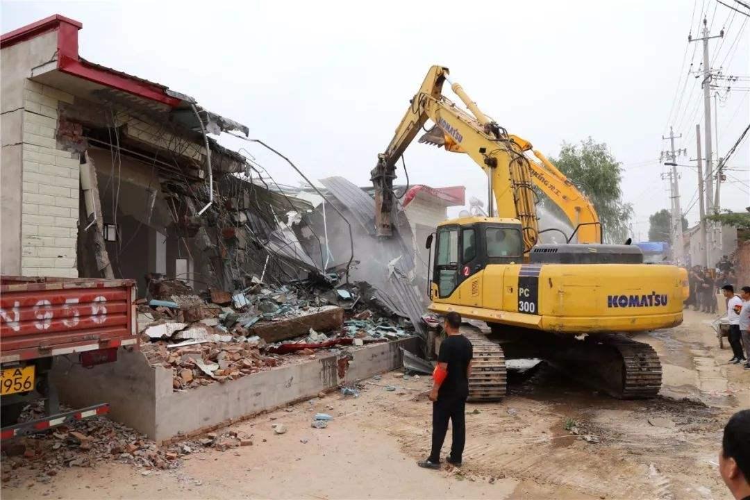 违建强拆需要什么手续?违建拆除的详细流程