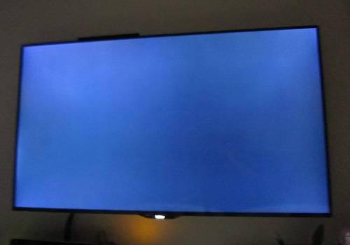 电视蓝屏怎么办?这些方法教给你