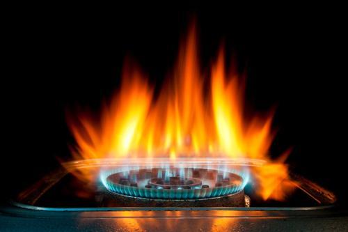 煤气灶火什么颜色最好?蓝色火焰,充分燃烧