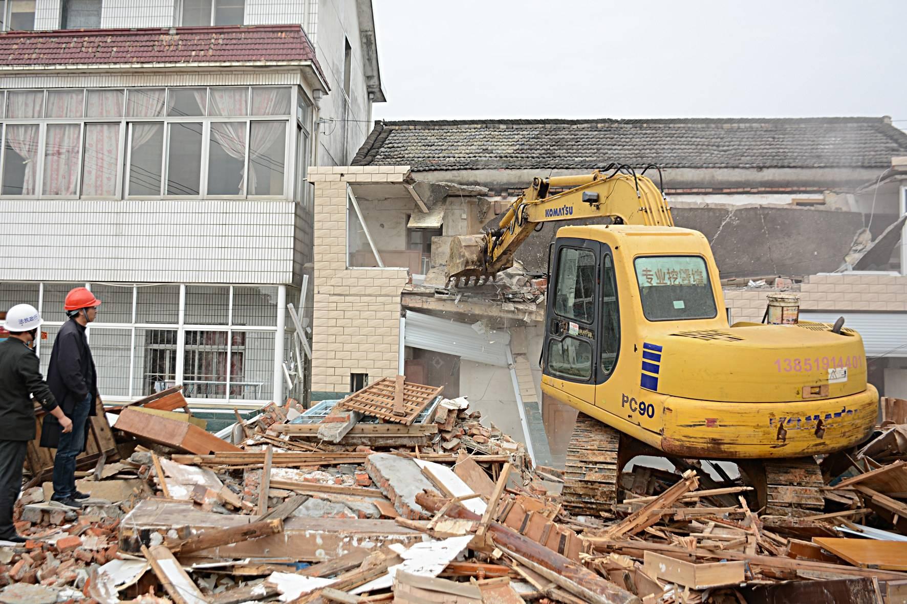 国家关于违建拆除有哪些规定?看看这里