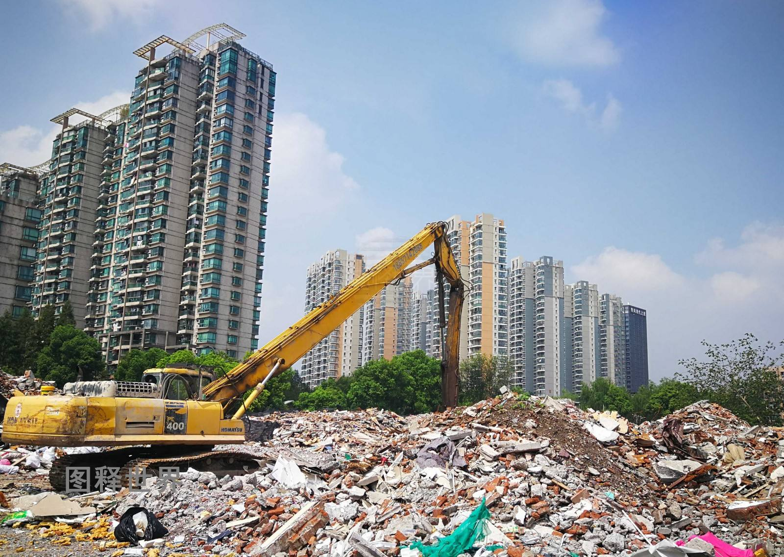 城镇房屋拆迁补偿新标准,来看看这个城市