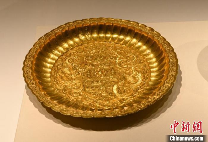 """""""藏韵圣宴——西藏文物珍品展""""在西安开幕"""