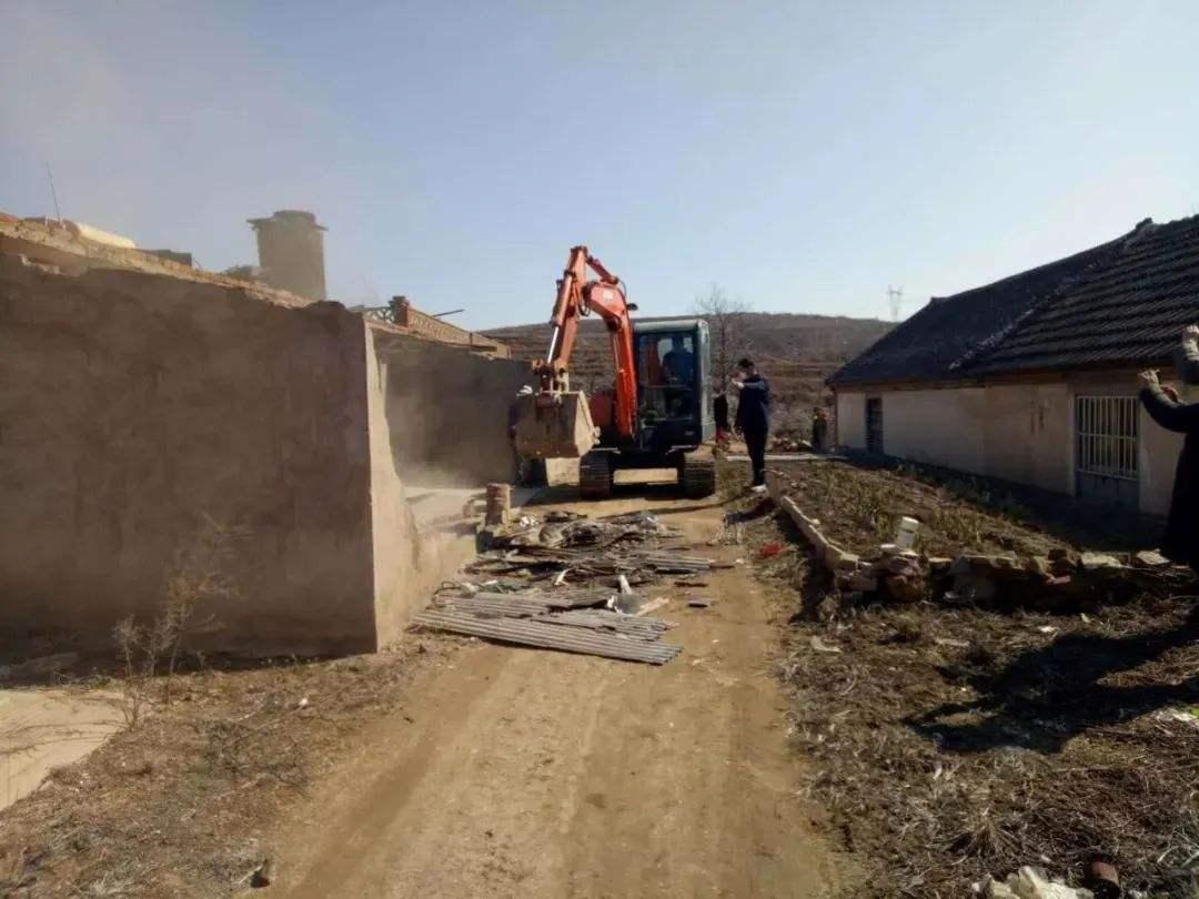 农村违建房拆除流程,每一步都要合法合规