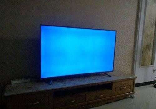 电视机蓝屏了怎么办?不懂的快来看一看