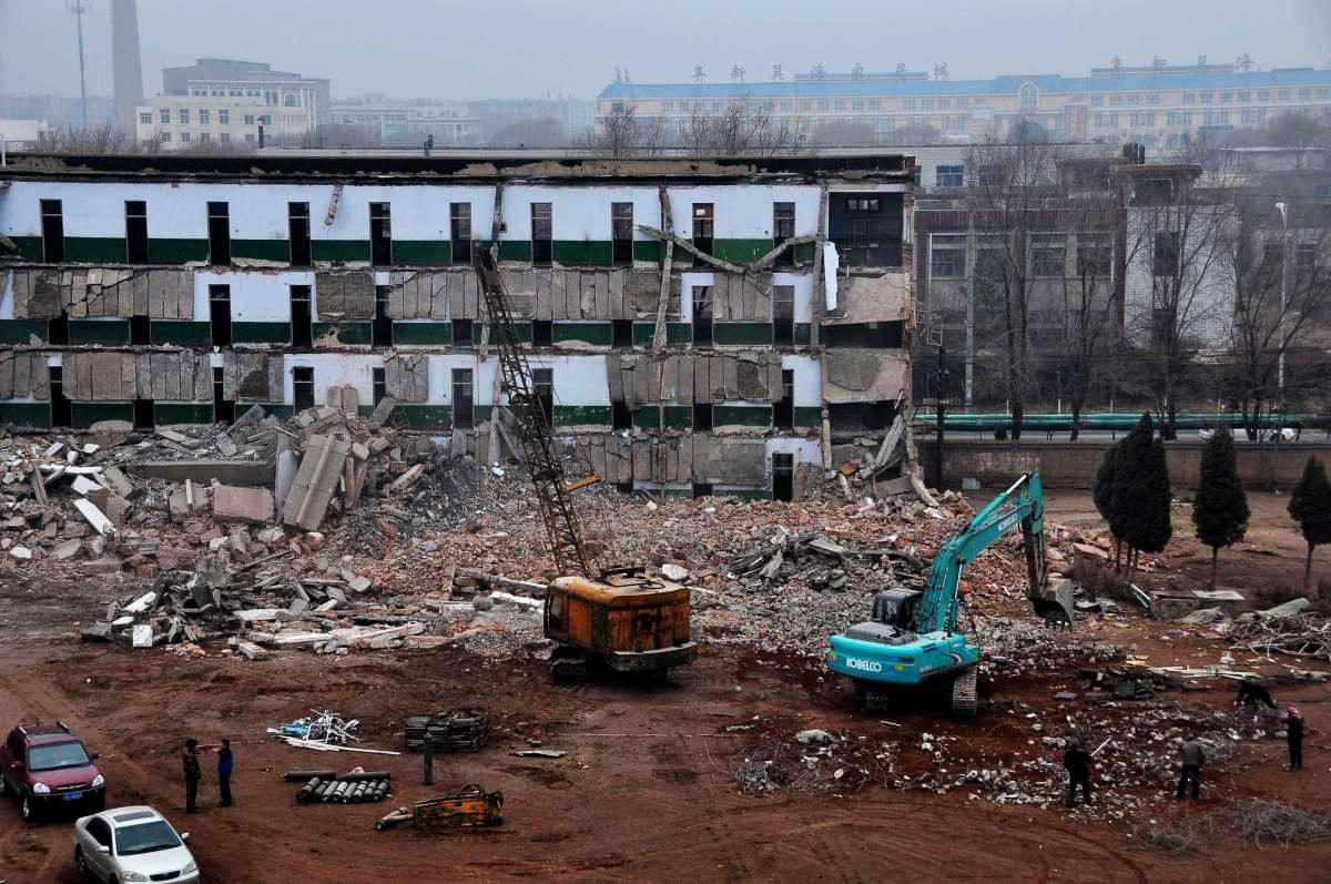 工厂占地拆迁补偿标准,企业工厂拆迁有哪些补偿