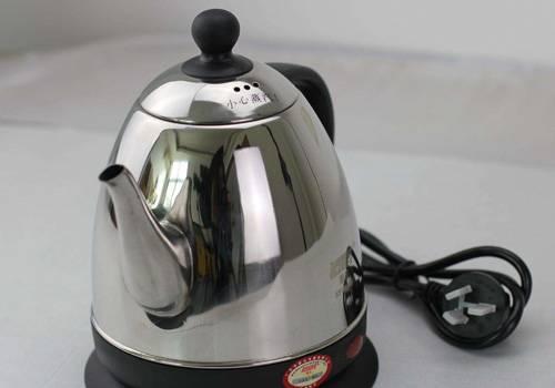 电水壶怎么烧水不起水垢?答案来了