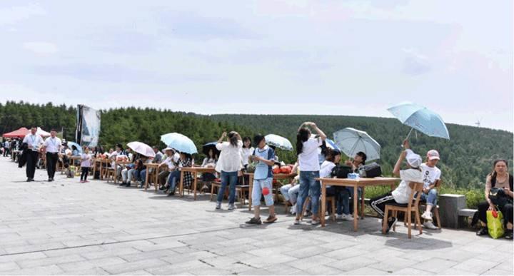 翠云山森林风景区2019年7月推出全新套餐