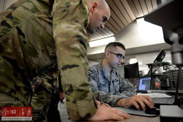美军打造最大规模网络战演习 训练应对最高级网络威胁