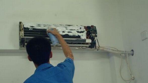 空调洞漏水怎么办?两个主要原因