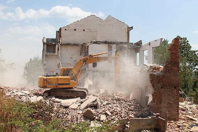 强拆房屋违法应该怎样获得赔偿,基本程序是这样的