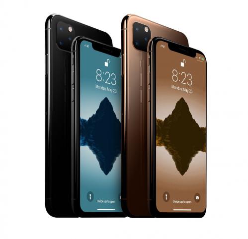 定了!2019苹果秋季发布会时间确定了,iPhone 11全揭秘