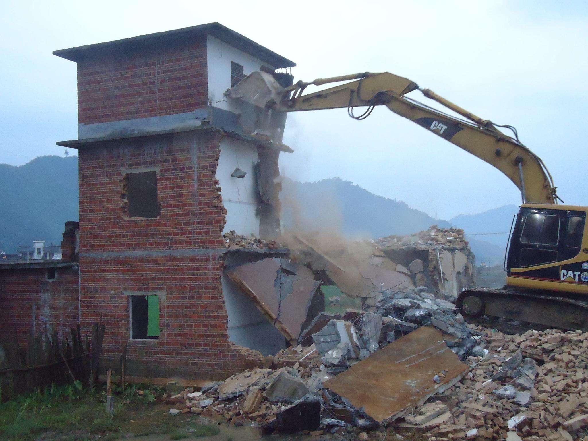 房屋拆迁都有那些补偿?其实这个是有一个标准的