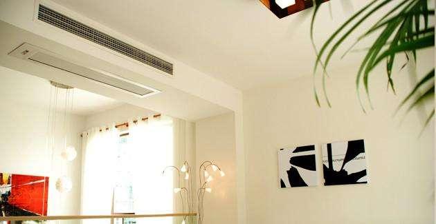 家用中央空调系统室外机噪音大是为什么?