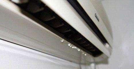 空调内机漏水怎么回事?5个典型故障原因
